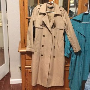 Jackets & Blazers - Women's Raincoat